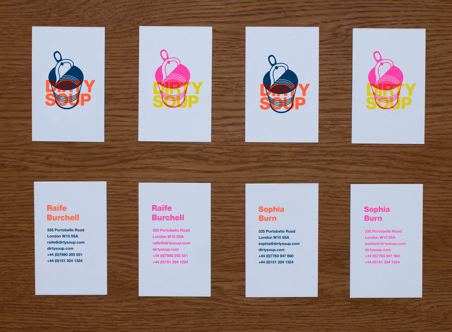 Dirty soup brand risograph printing brand and website for dirty dirty soup brand risograph printing brand and website for dirty soup a music sync reheart Choice Image