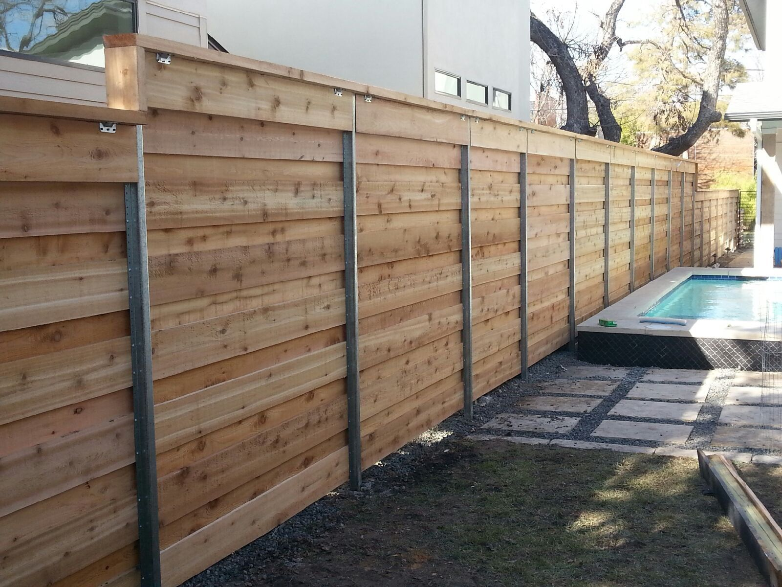 Pin By Kristine Fisher On Privacy Fences In 2019