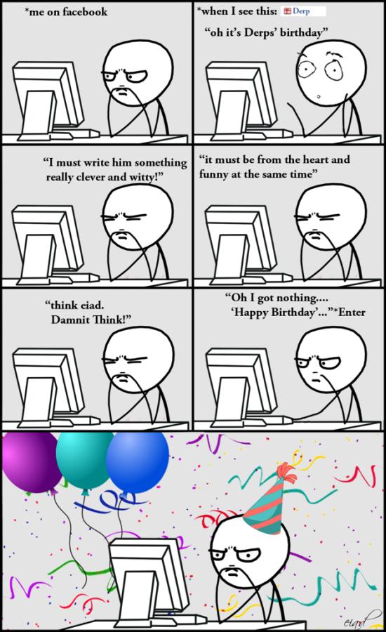 Birthday Meme Facebook
