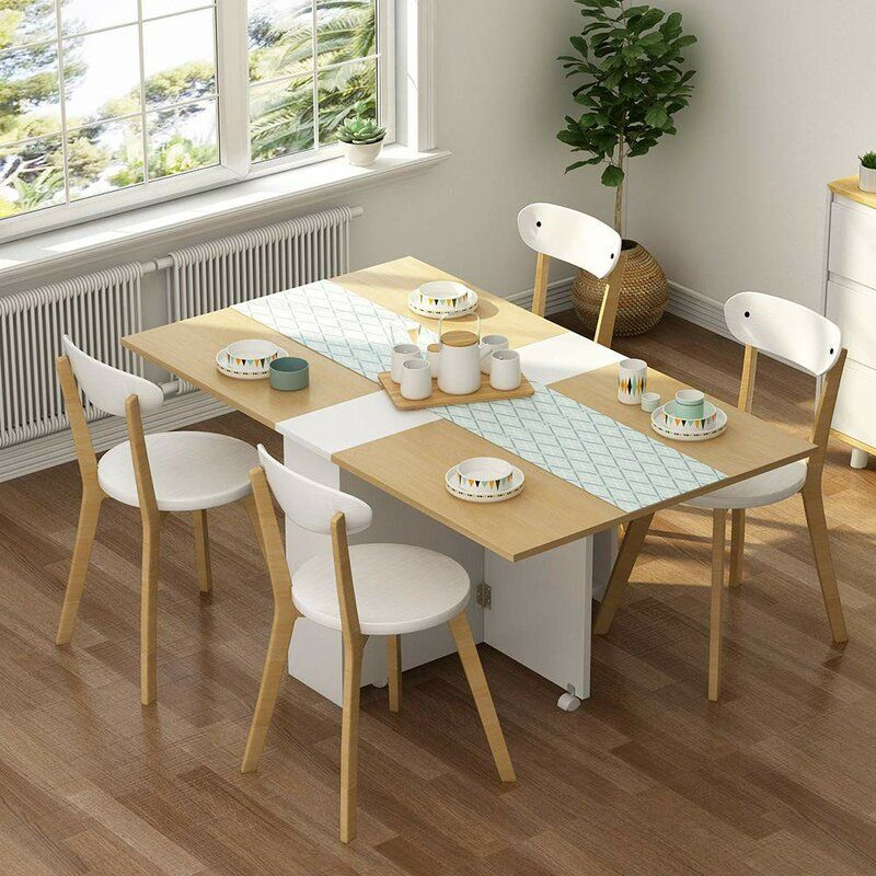 Nicolas Movable 5 Piece Breakfast Nook Dining Set In 2019 Home