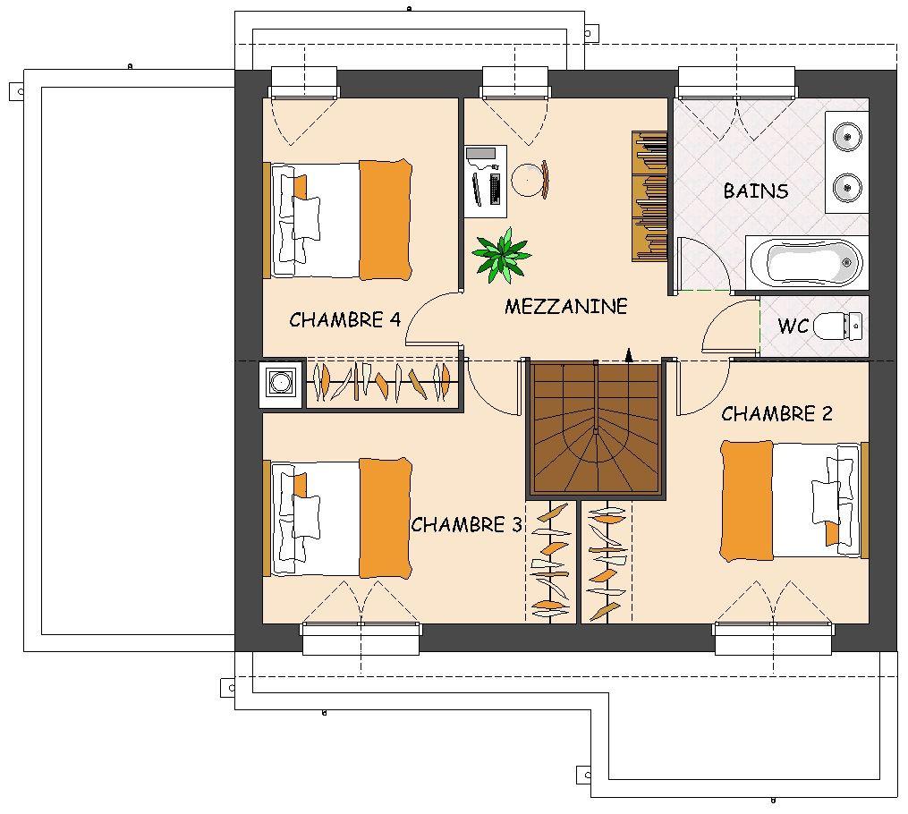 Maison Moderne Plan De Maison Gratuit 3 Chambres Pdf Resultat De Recherche D Images Pour Maramani House Plan Pdf