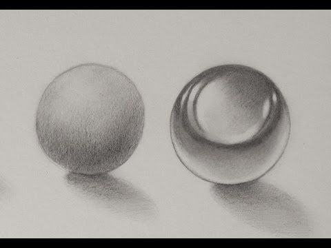 A Sample For Beginners How To Draw Spheres Of Various Textures Drawings 8th Grade Art Basic Drawing
