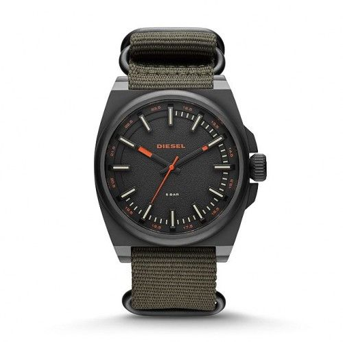 05486165a Diesel SC2 Watch with Nato Strap | J_inspiration | Gadget watches ...
