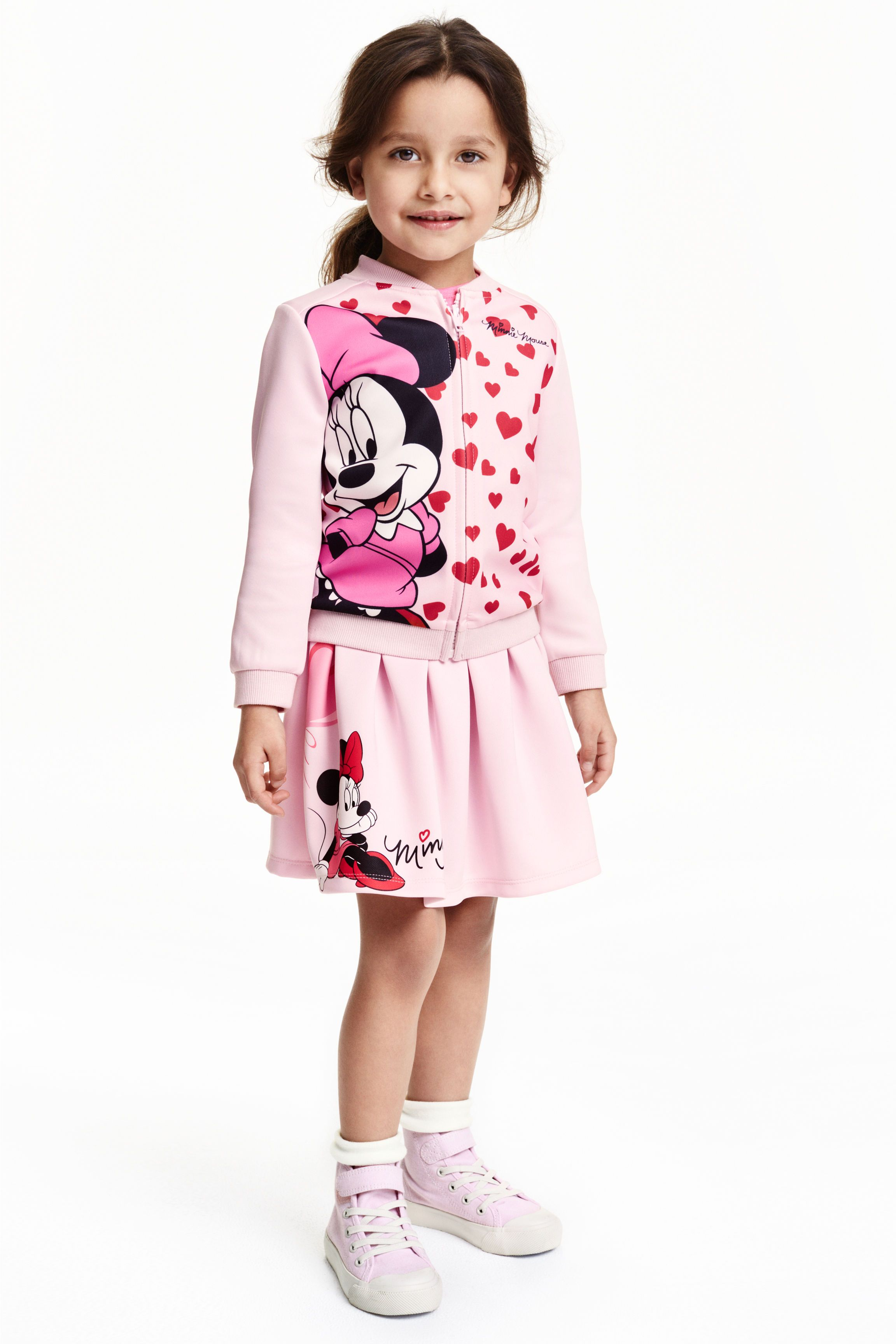H&m pink pleated dress  Scuba skirt  kiddy klothes  Pinterest