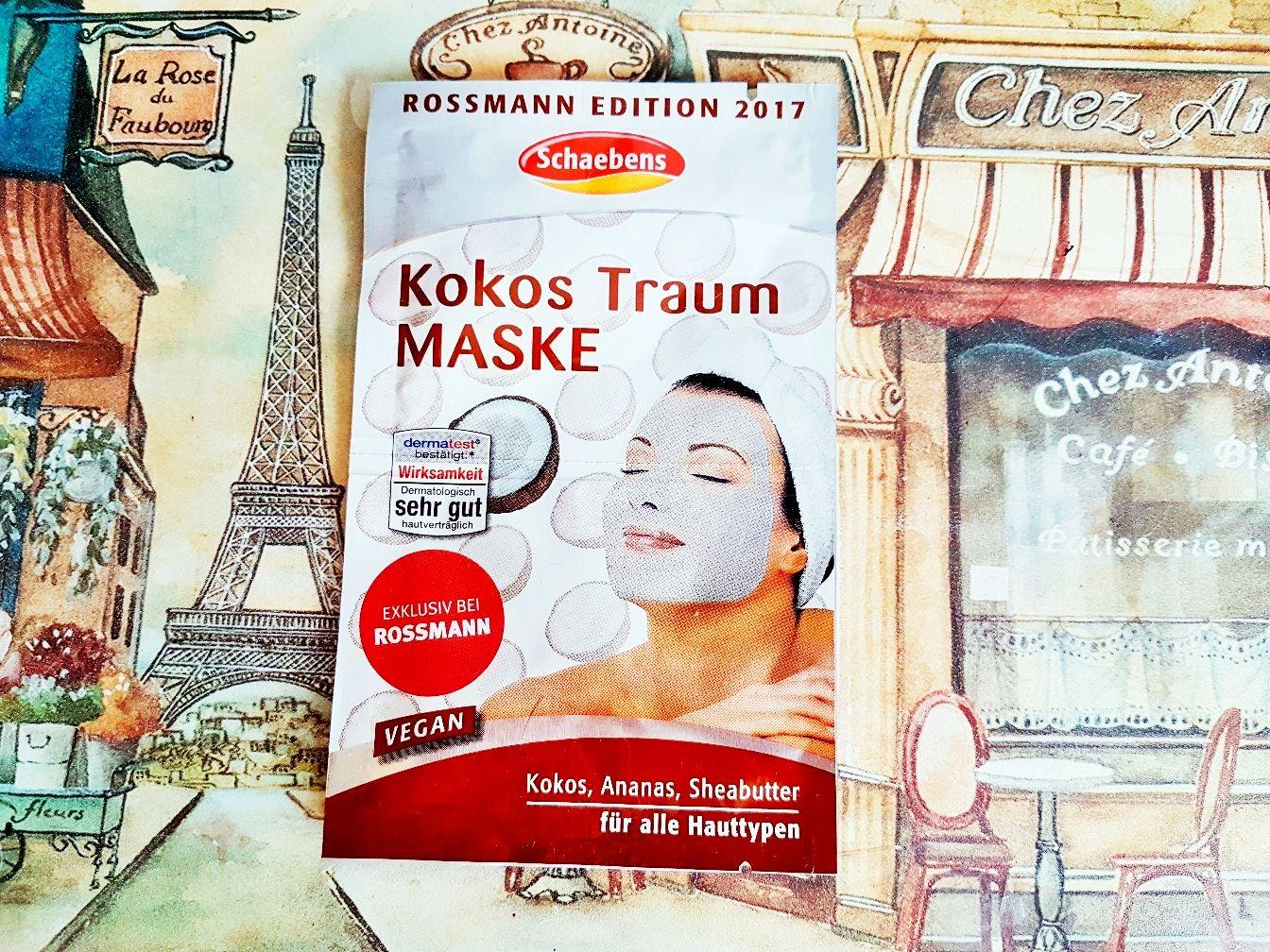 Schaebens Kokos Traum Maske