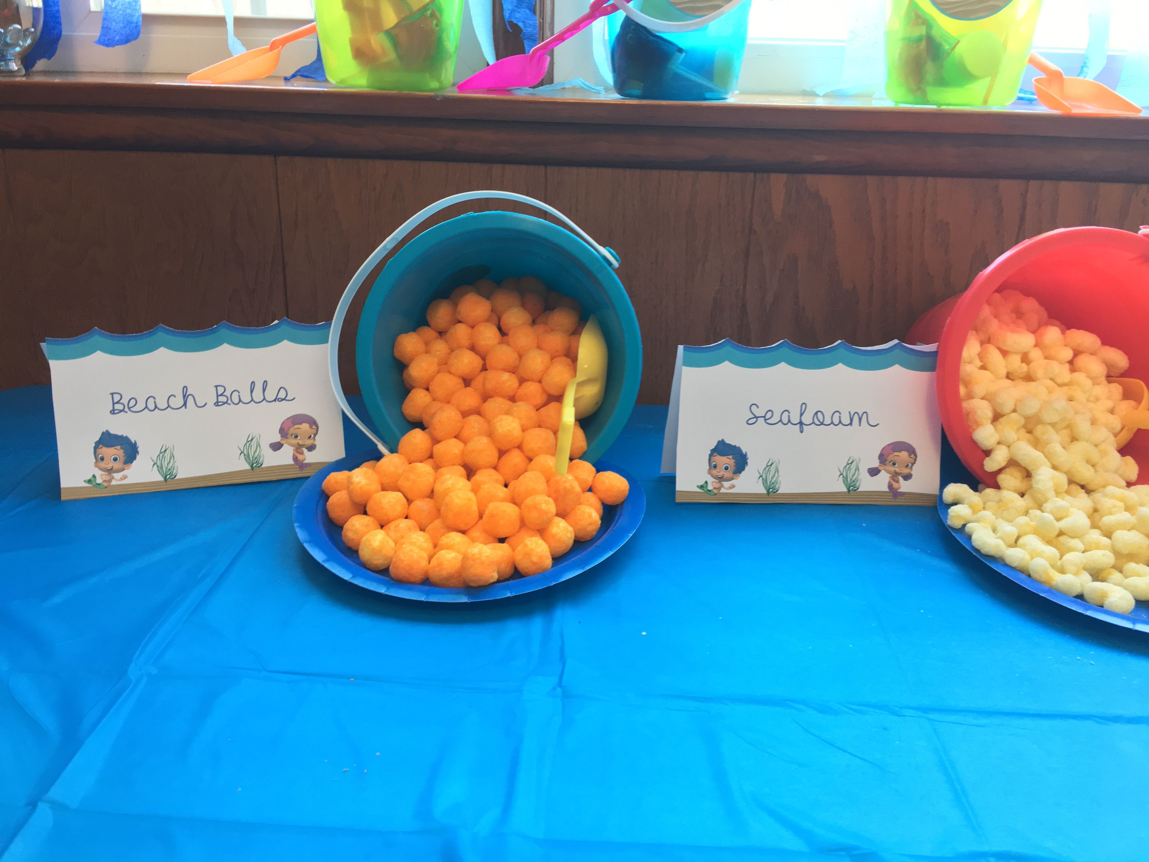 The Best Ideas For Bubble Guppies Birthday Party Food Ideas Best Party Ideas Collections Gradu In 2020 Bubble Guppies Party Bubble Birthday Bubble Guppies Birthday