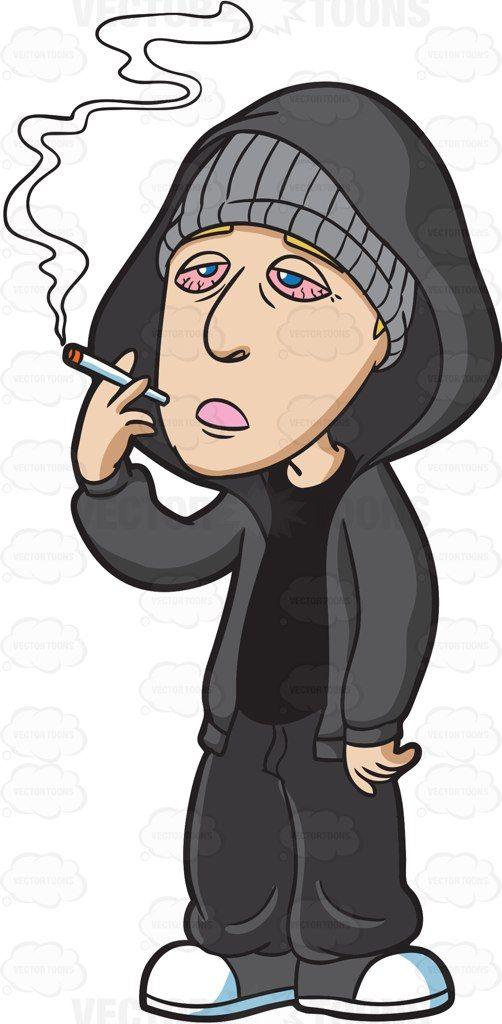 Pin On Vector Illustrations Cartoon boy smoking weed wallpaper