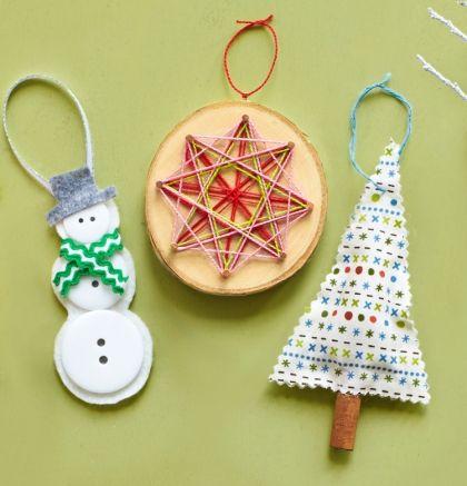 Boule de Noël à fabriquer ou décorer soi-même - laquelle de ces 40 idées essayerez-vous ? #bouledenoel