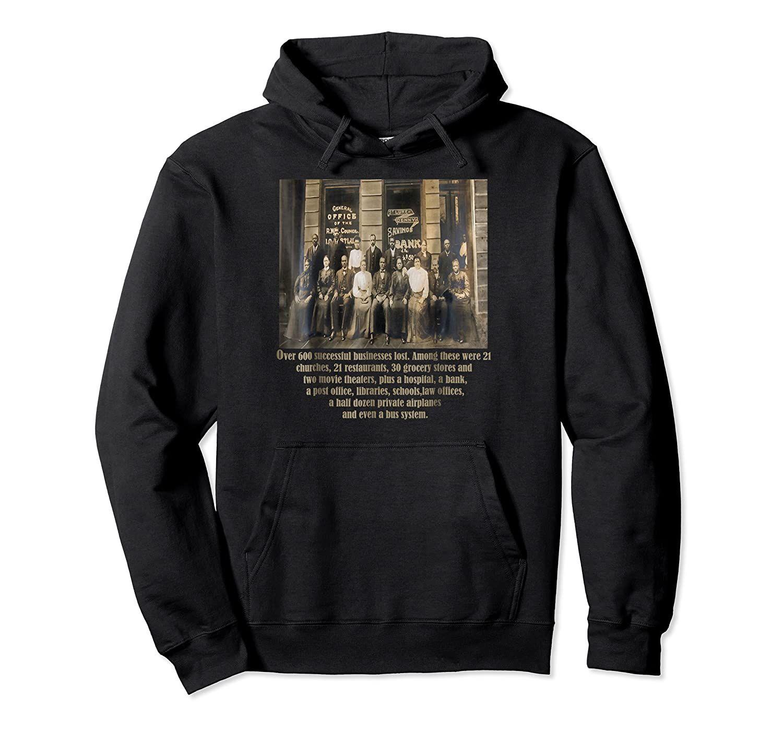 black wall street greenwood tulsa oklahoma hoodie premium on black wall street id=30065