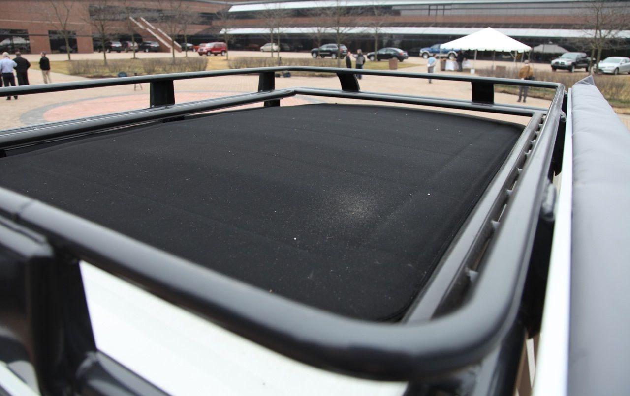 Jeep Liberty Overland Roof Rack W/Sky Slider