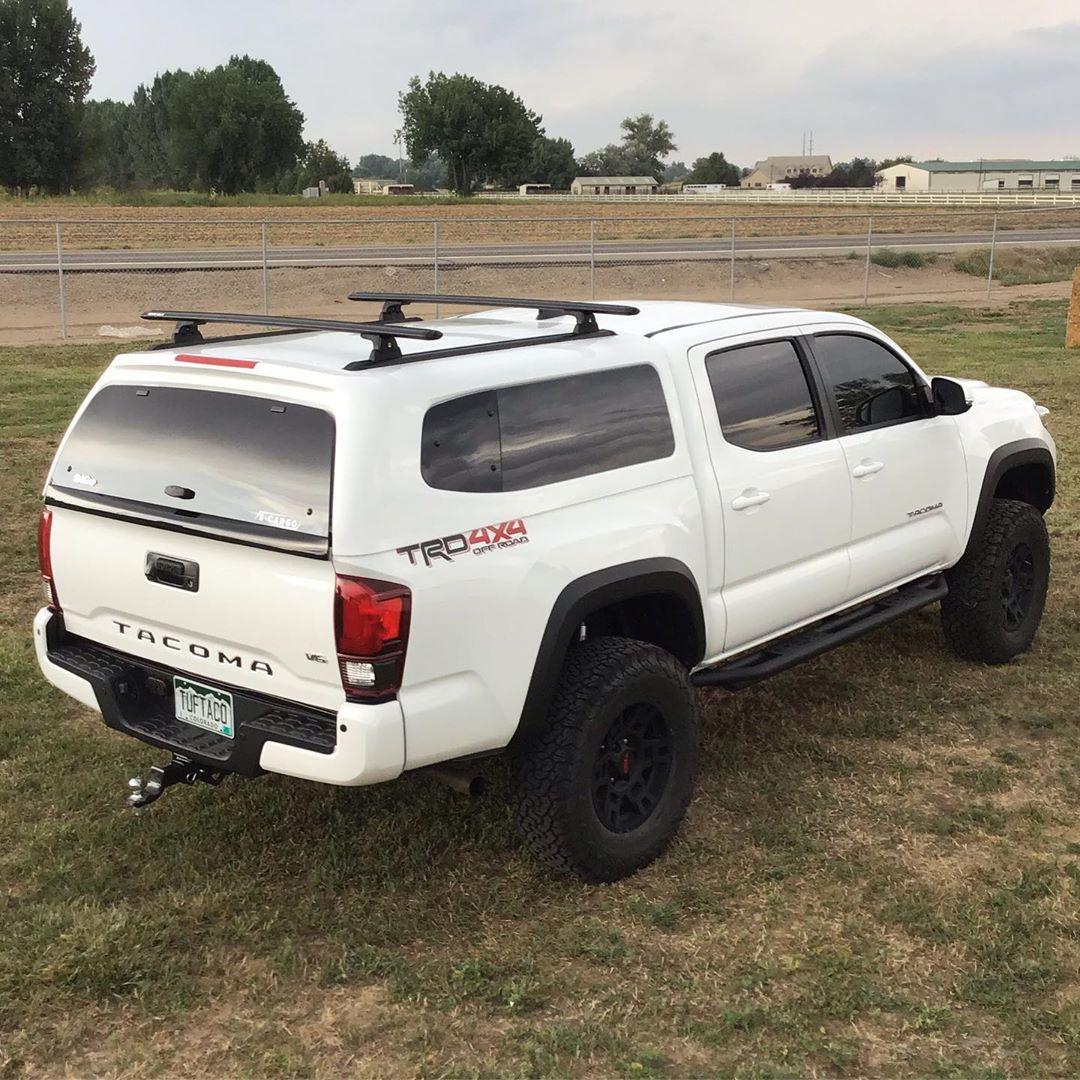 Snugtop Gb Sport With Rhino Rack Truck Caps Sport Truck Truck Camping