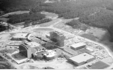 Riverchase Galleria Chopper View 1986 History Pictures Birmingham Places