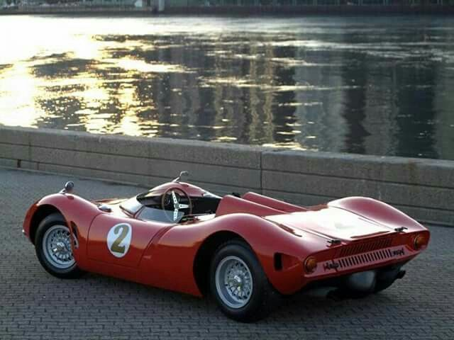 1966 Bizarrini P 538 Barchetta