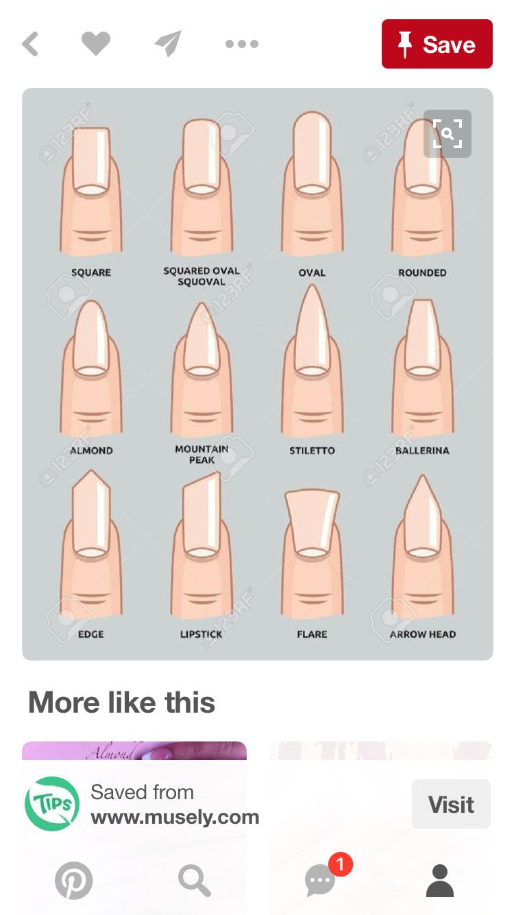 Pin by Donna Embry on Nails | Pinterest | Nail inspo, Nail nail and ...