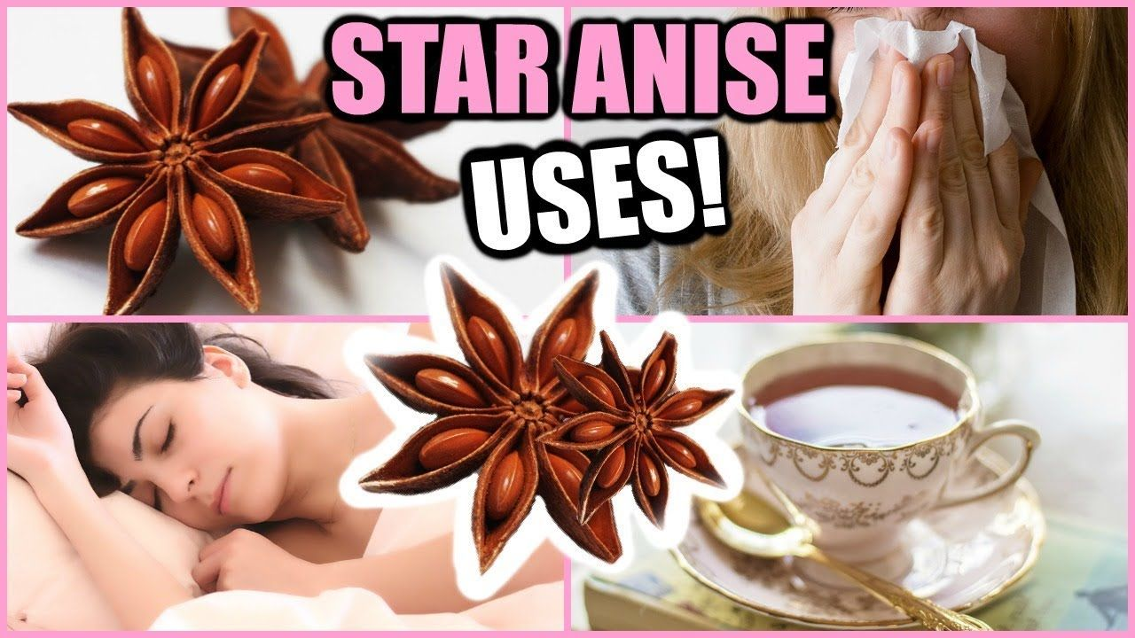 BENEFITS OF STAR ANISE For Wrinkles, Colds, Remove Evil Eye