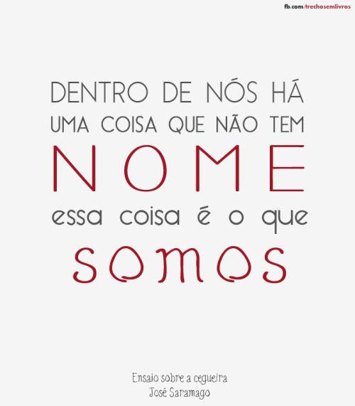 Ensaio Sobre A Cegueira José Saramago Quotes Pinterest