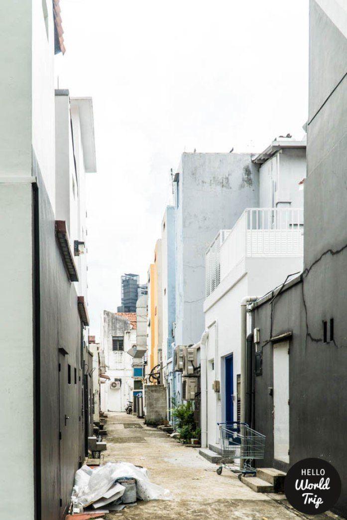 Singapur Streetfotografie