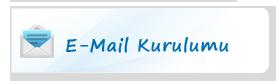 Email Kurulumu http://www.niobeweb.net/TechSupport.aspx