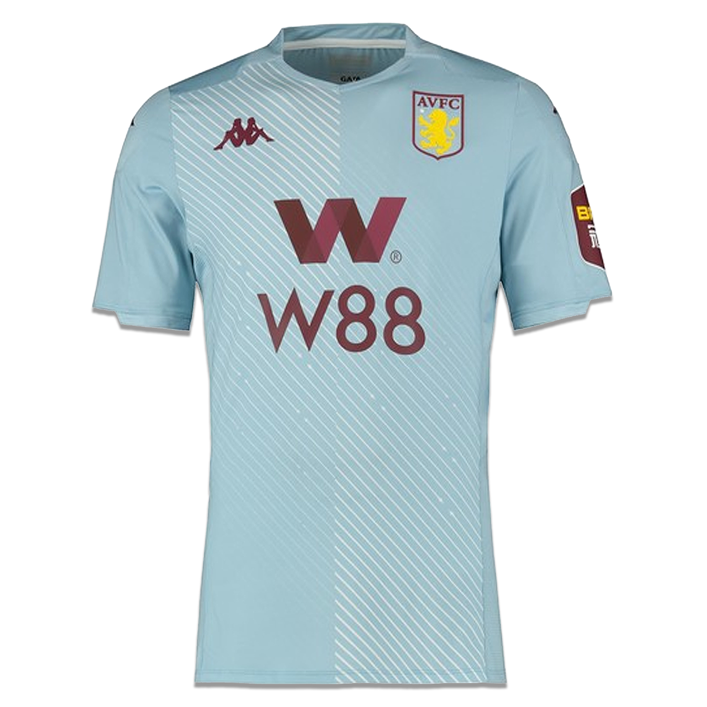 huge selection of 2914f 61fad Aston Villa 2019/20 Jersey Away Kappa   Football Kits ...