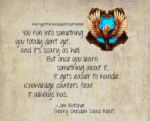 Harry Potter House Quotes Dresden Dresden Files Harry Potter Crossover
