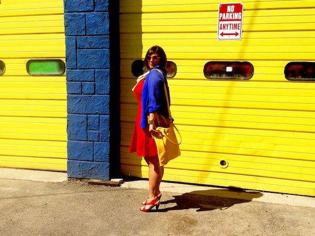 Blazers & Bellinis: Primary Color Blocking http://blazersandbellinis.blogspot.com/2013/09/primary-color-blocking.html