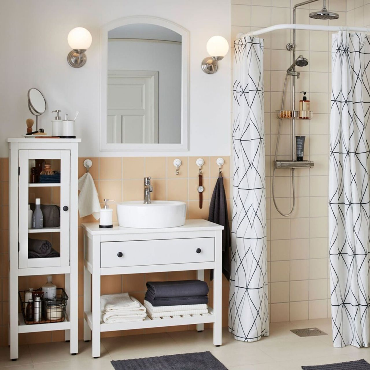 Ikea Hemnes Bathroom Vanity Review In 2020
