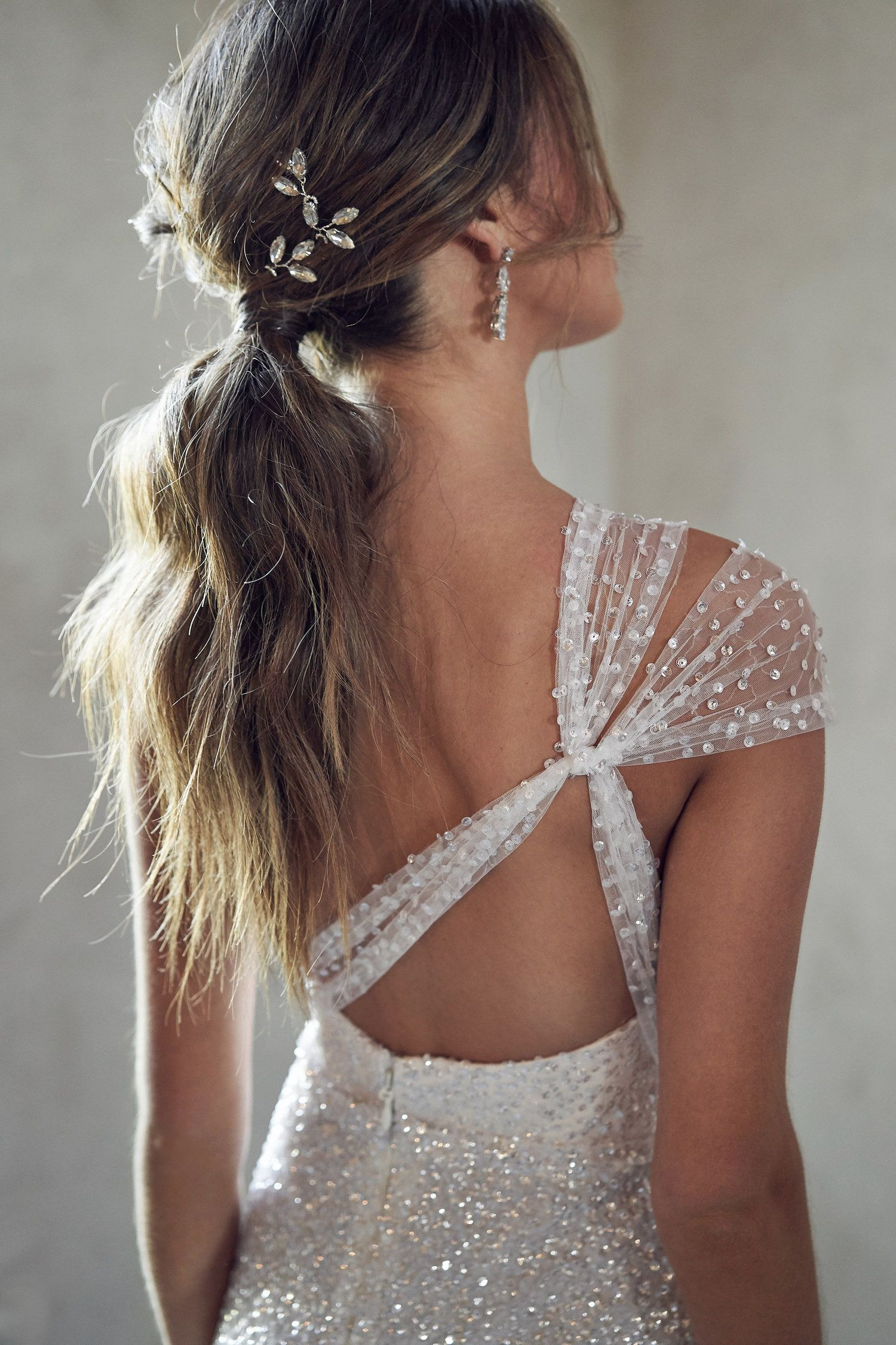 """Photo of Anna Campbell """"Tate"""". 2020 Bridal Collection """"Lumière"""""""