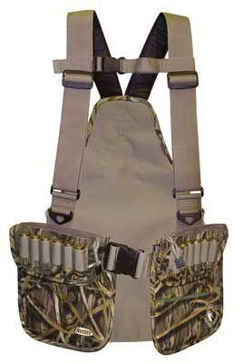 74eeaf67681e4 Avery Upland / Waterfowl Strap Vest in Shadowgrass | girls hunting ...