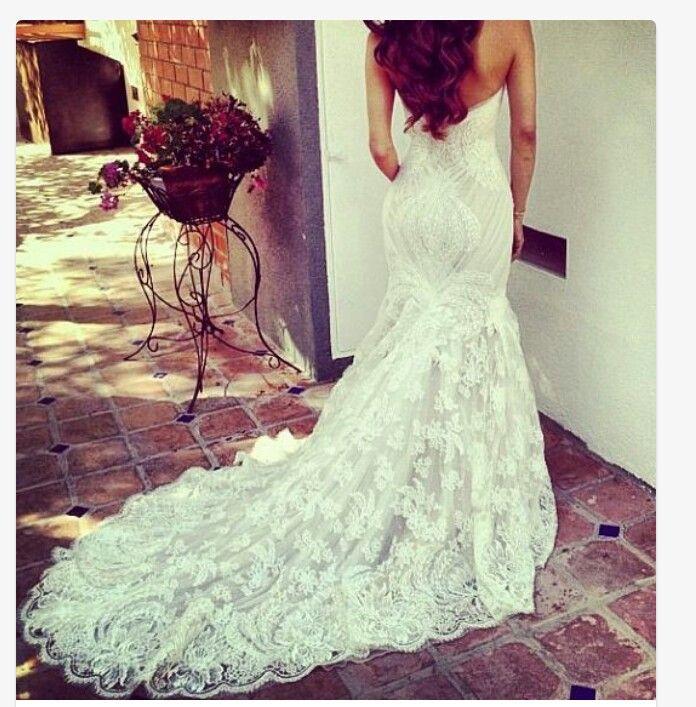 Beautiful lace!