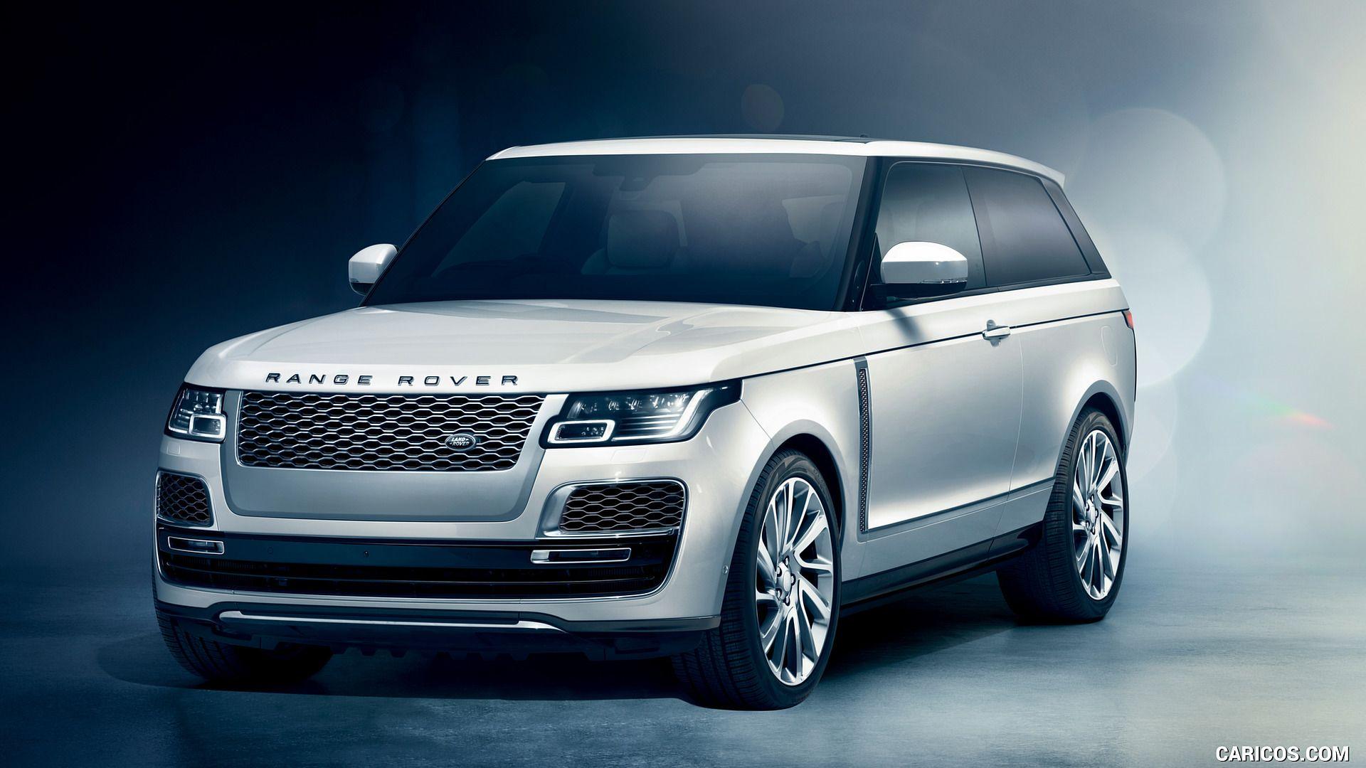 2019 Range Rover Sv Coupe Wallpaper Range Rover Sv Range Rover Coupe