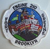 FDNY Engine 210 160 Carlton Ave.