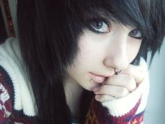 I Got Emo Really Shy Girl What Type Of Girl Are You Really