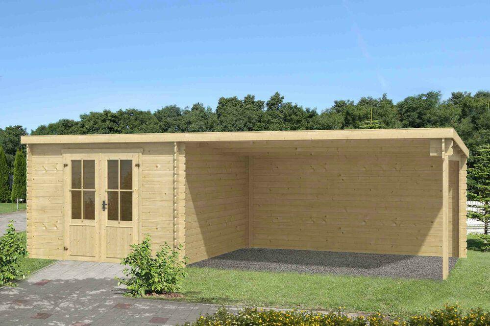 Gartenhaus »225 Gr.2«, BxT 315x335 cm, inkl. Fußboden