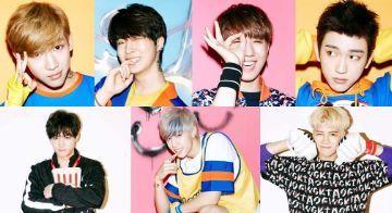 Kpop Idol Names Pronunciation Class Lesson 5 Got7 Got7 Got7 Names Got7 Jinyoung