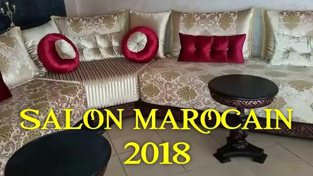 Salon Séjour Marocain 💫 2018 🏡الصالون المغربي العصري #Expert ...
