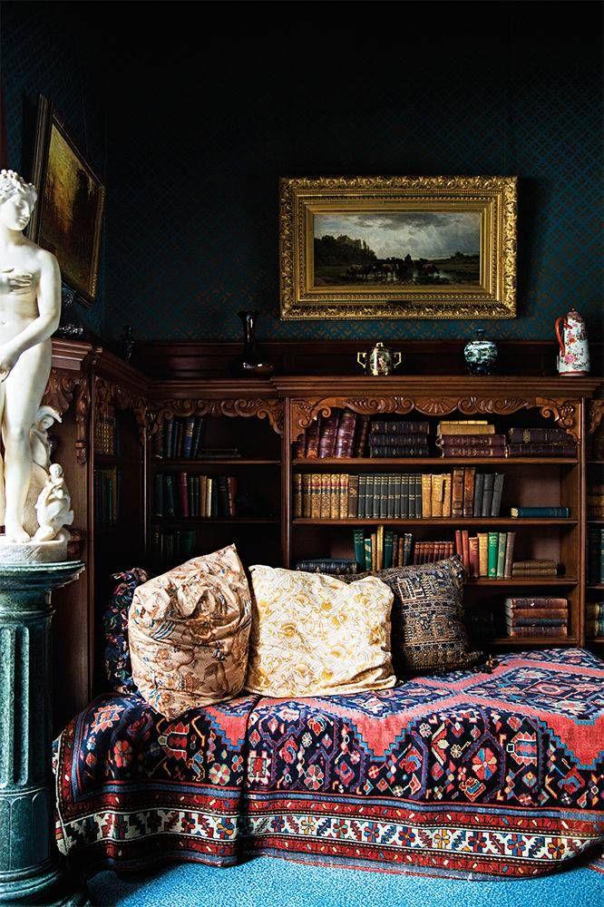 mark twain's victorian estate