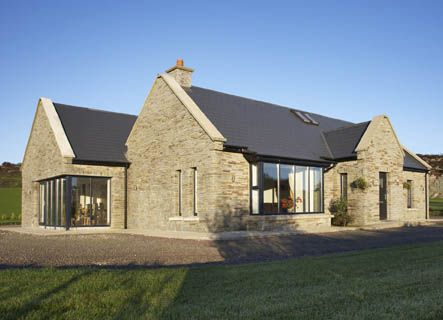 Timber Frame House Kits Northern Ireland