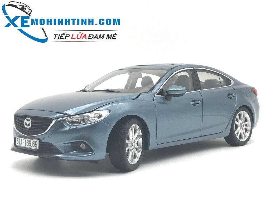 Thông tin về giá xe Mazda 6 và đánh giá từ dân chơi xe mô hình