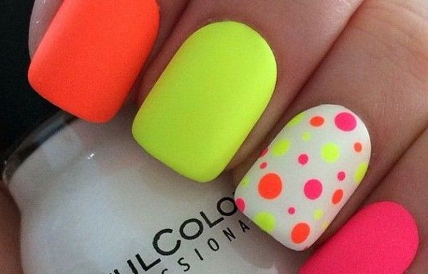 Unas Decoradas De Colores Unas Pinterest Nails Nail Designs