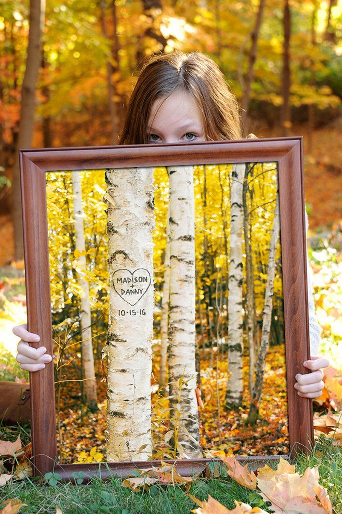 Personalized art featuring your names and date digitally carved into ...