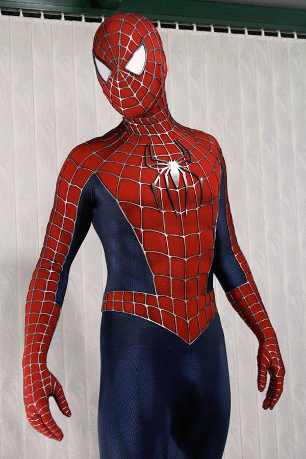 фото костюмы человека паука