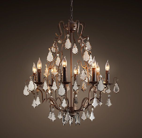 Florian mercury glass chandelier small for the lake house julie florian mercury glass chandelier small for the lake house julie steider risinger if you ordered it today youd get it at thanksgiving aloadofball Choice Image
