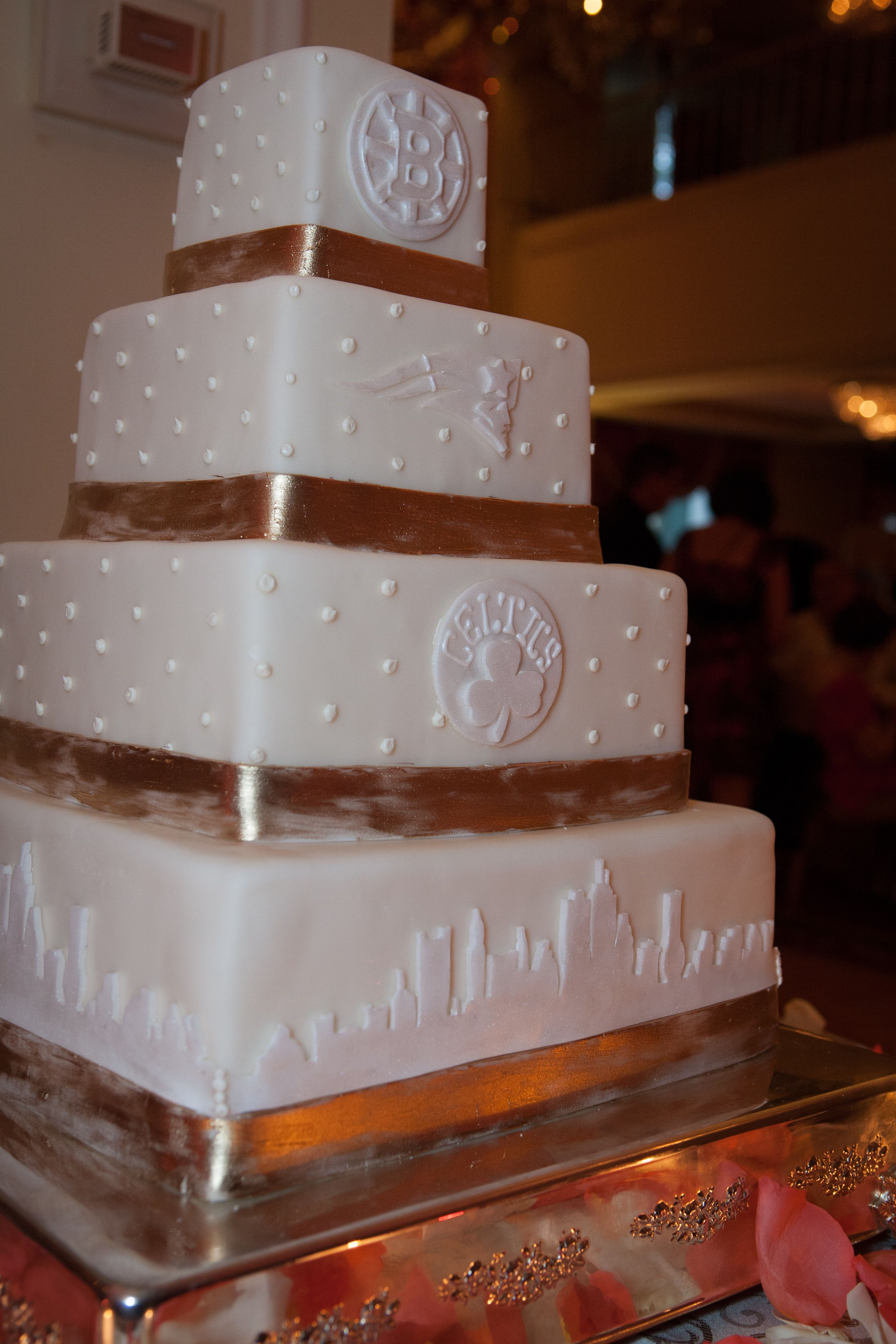 41++ Best wedding cakes in boston area inspirations