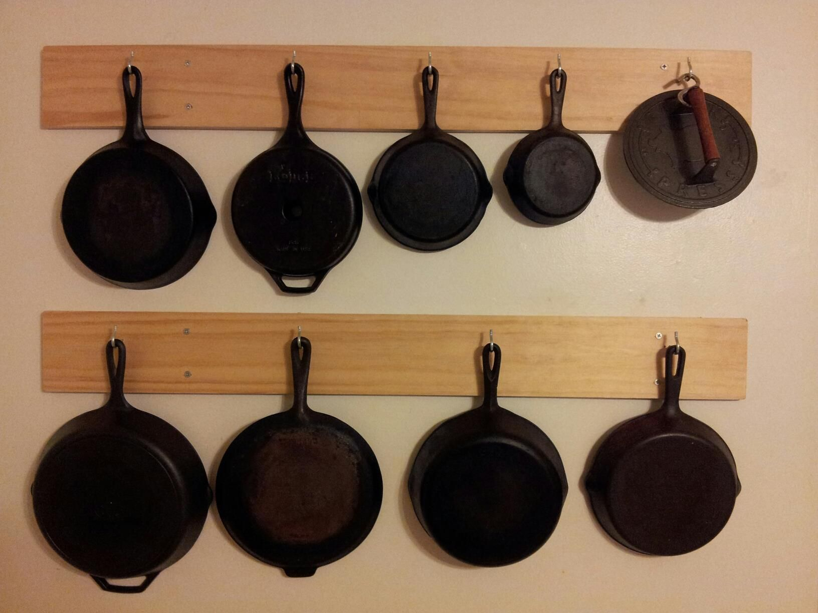 Cast Iron Frying Pan Cast Iron Storage Cast Iron Dreams And Know How Cast