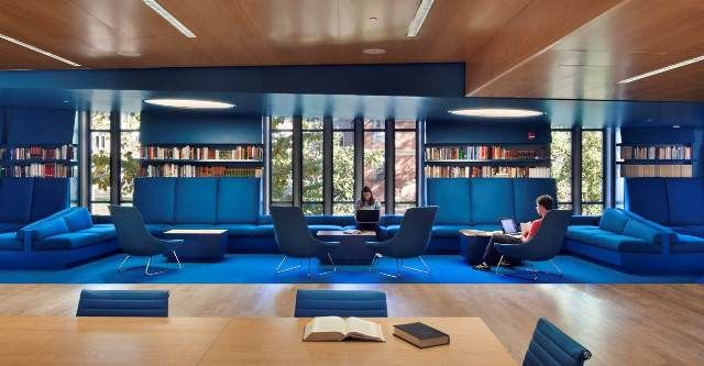 library interior design award project title julian street library