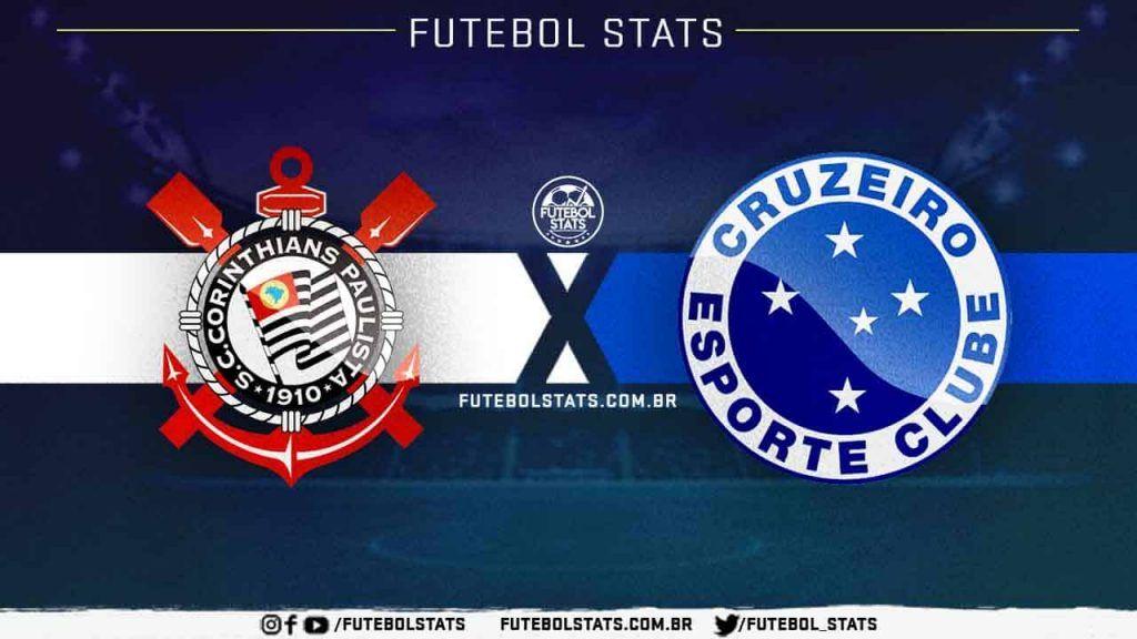 Ao Vivo Corinthians X Cruzeiro Em Tempo Real Brasileirão