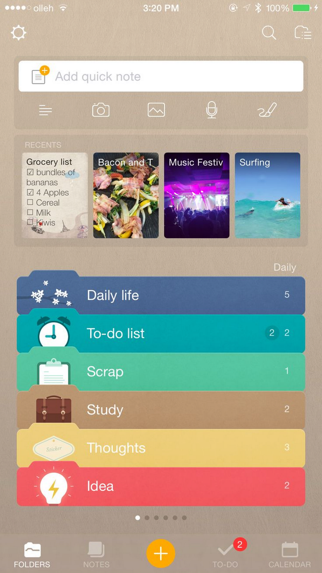 91 Beautiful List UI for Mobile Apps | Beautifully-Designed Products ...