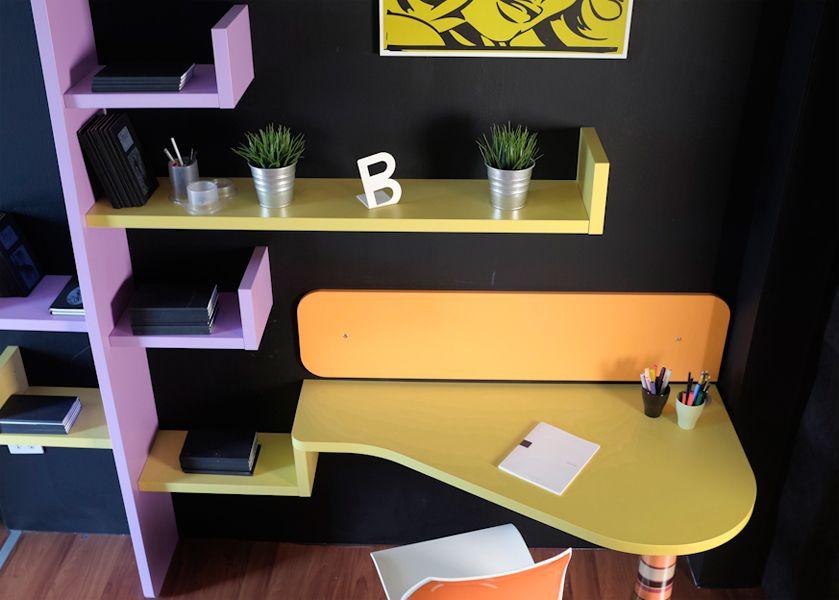 Scrivania Cameretta Verde : Mobilfino camerette i nostri prodotti #cactus #scrivania