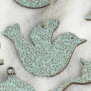 vintage duck egg blue christmas and wedding decorations tree decorations pottery ideas pinterest duck egg blue blue christmas and tree decorations - Duck Egg Blue Christmas Decorations