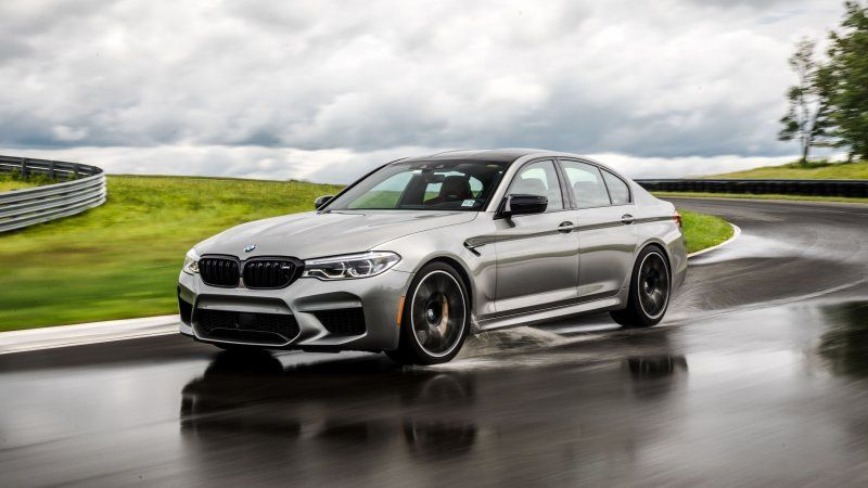 2020 Bmw M5 Competition First Drive Review With Images Bmw M5